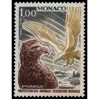 Monaco Neuf ** N° 0813