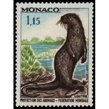 Monaco Neuf ** N° 0814