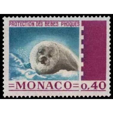 Monaco Neuf ** N° 0815