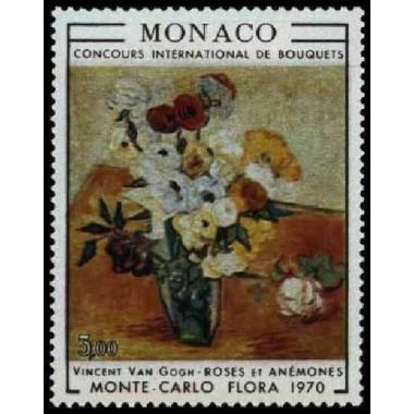Monaco Neuf ** N° 0817