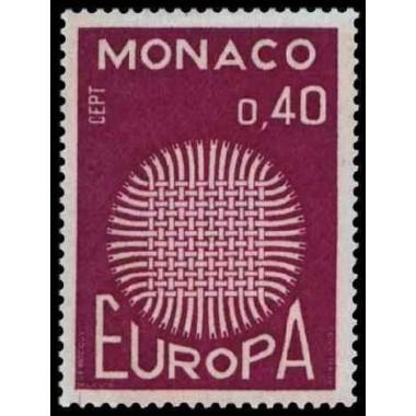 Monaco Neuf ** N° 0819