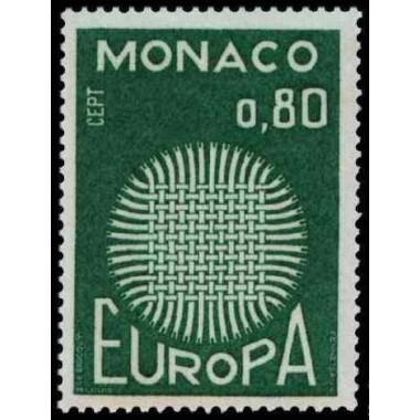 Monaco Neuf ** N° 0820