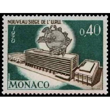 Monaco Neuf ** N° 0827