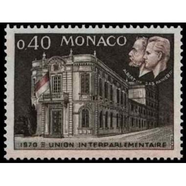 Monaco Neuf ** N° 0828