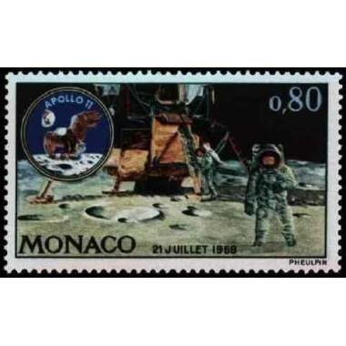 Monaco Neuf ** N° 0830