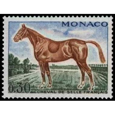 Monaco Neuf ** N° 0833