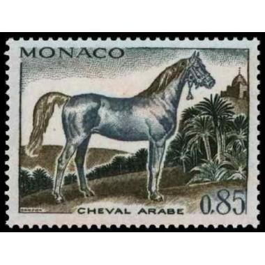 Monaco Neuf ** N° 0837