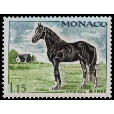 Monaco Neuf ** N° 0838