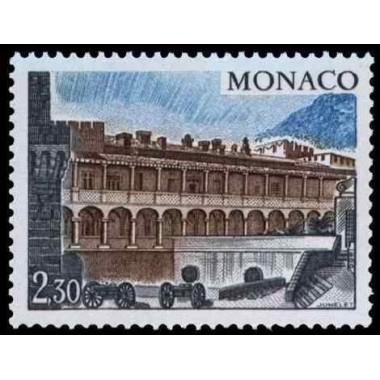 Monaco Neuf ** N° 1217