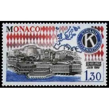 Monaco Neuf ** N° 1230