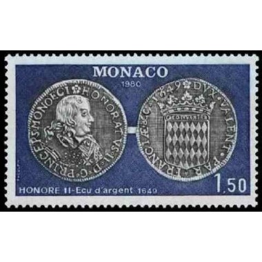 Monaco Neuf ** N° 1231