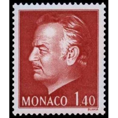 Monaco Neuf ** N° 1234