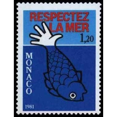 Monaco Neuf ** N° 1264
