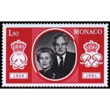 Monaco Neuf ** N° 1266