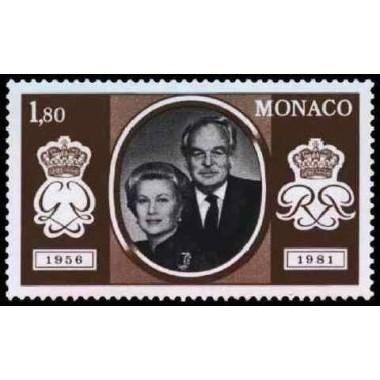 Monaco Neuf ** N° 1268