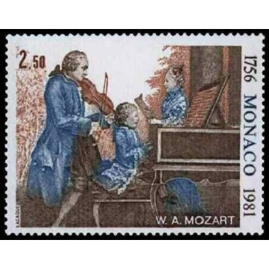 Monaco Neuf ** N° 1271