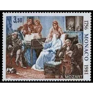 Monaco Neuf ** N° 1272