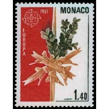 Monaco Neuf ** N° 1273