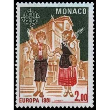 Monaco Neuf ** N° 1274