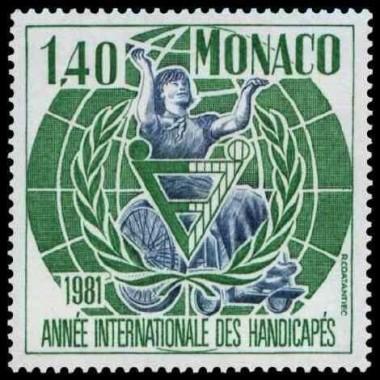 Monaco Neuf ** N° 1276