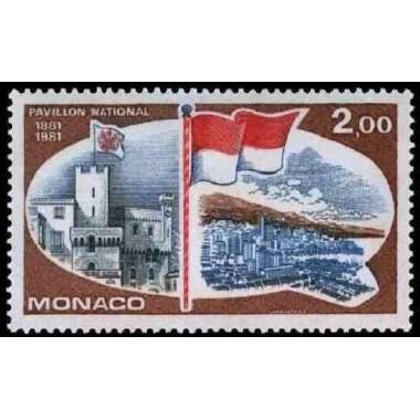 Monaco Neuf ** N° 1277