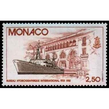 Monaco Neuf ** N° 1279