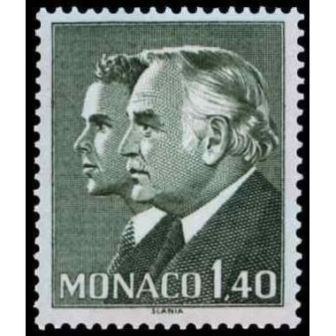 Monaco Neuf ** N° 1281