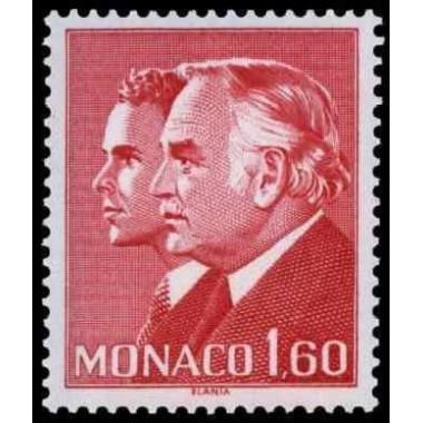 Monaco Neuf ** N° 1282