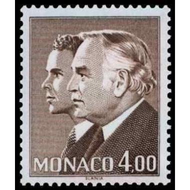 Monaco Neuf ** N° 1284