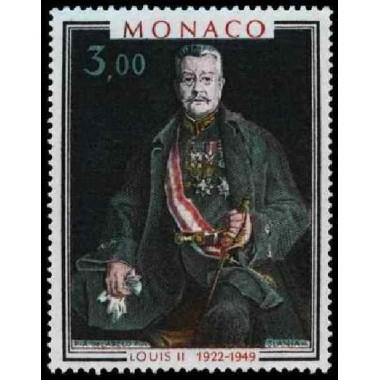 Monaco Neuf ** N° 1286