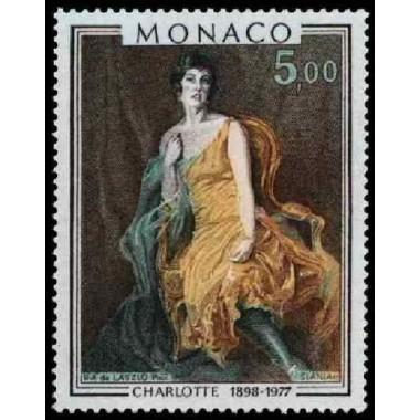 Monaco Neuf ** N° 1287