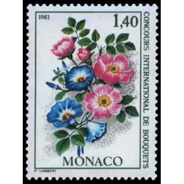 Monaco Neuf ** N° 1295