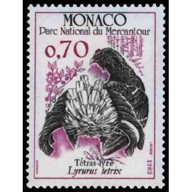 Monaco Neuf ** N° 1317