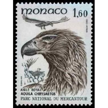 Monaco Neuf ** N° 1321