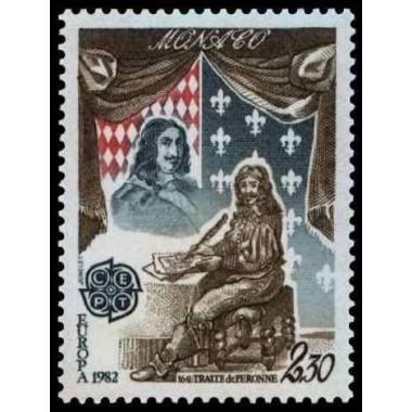 Monaco Neuf ** N° 1323