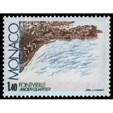 Monaco Neuf ** N° 1324
