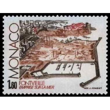 Monaco Neuf ** N° 1325