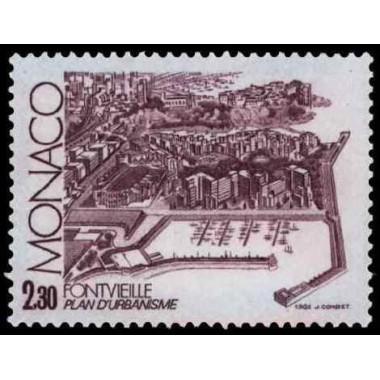 Monaco Neuf ** N° 1326