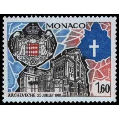 Monaco Neuf ** N° 1331