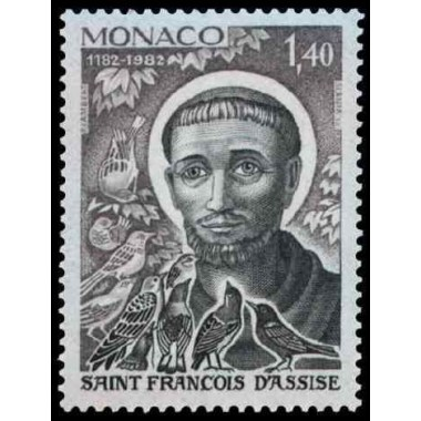 Monaco Neuf ** N° 1332