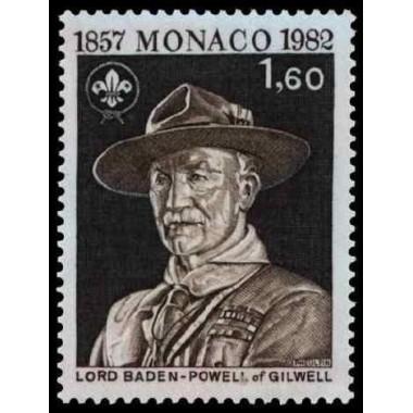 Monaco Neuf ** N° 1334