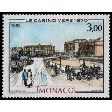 Monaco Neuf ** N° 1340