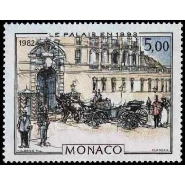 Monaco Neuf ** N° 1341