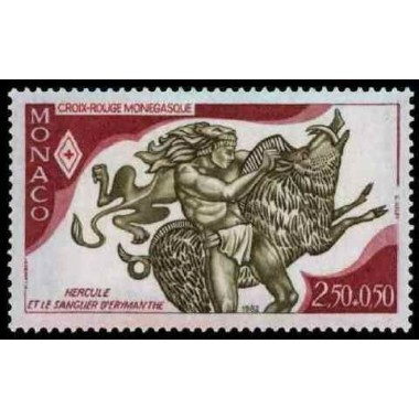 Monaco Neuf ** N° 1342