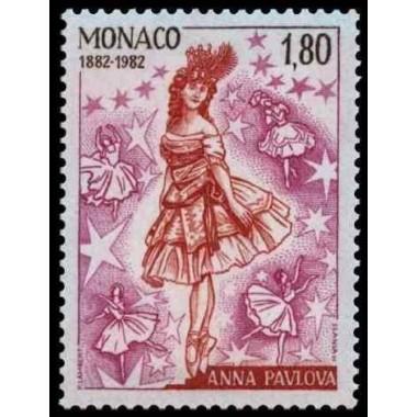 Monaco Neuf ** N° 1345