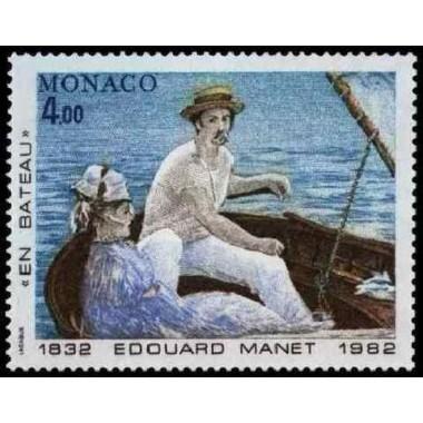 Monaco Neuf ** N° 1347