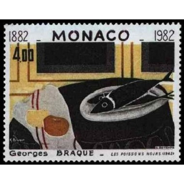 Monaco Neuf ** N° 1348