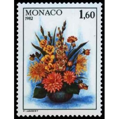 Monaco Neuf ** N° 1350