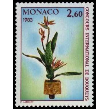 Monaco Neuf ** N° 1351