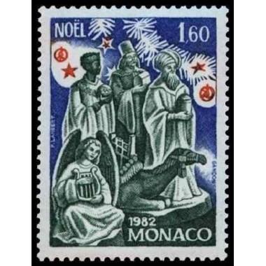 Monaco Neuf ** N° 1352